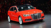 Alternative zum Kabel-Frust: Audi plant induktives Ladesystem