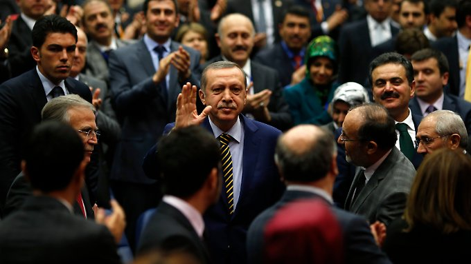 Recep Tayyip Erdogan wird am kommenden Samstag in Köln vor seinen Anhängern sprechen.