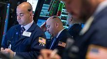 Nach der Quartals- ist Fed-Saison: Wall Street belasten Konjunkturzweifel