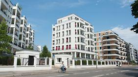 Preise steigen weiter: Immobilienkäufer müssen tief in die Tasche greifen