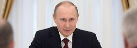 """Politik gegen die deutsche Urangst: """"Russland braucht robuste Ansagen"""""""