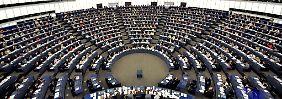 Prognosen vor der Europawahl: Konservative vorne, Linke stark