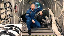 Blue Dot: die Erde als Raumschiff: Alexander Gerst rast zur ISS