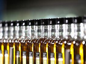 Olivenöl soll eine Reihe von gesunden Eigenschaften haben.