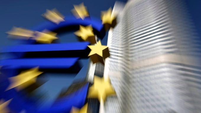 Euro in Lauerstellung: Was liefert EZB-Chef Mario Draghi?