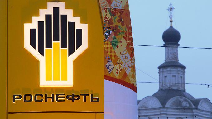 Der russische Staatskonzern Rosneft will BP Schiefer-Öl fördern.