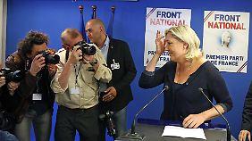Europawahl: Beunruhigt Sie der Rechtsruck in Europa?