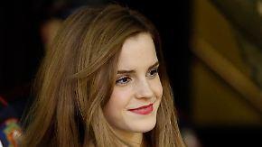 Promi-News des Tages: Emma Watson feiert ihren Uni-Abschluss