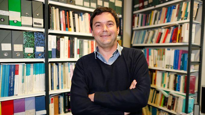 Der französische Wirtschaftsprofessor Thomas Piketty ist sicher: Der Kapitalismus fördert ökonomische Ungleichgewichte enorm.