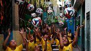 Mannschaften, Stadien, Proteste: Die Fußball-WM in Zahlen