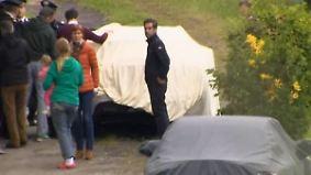 Schwerer Unfall bei DFB-Werbedreh: Streckenposten gibt Passanten die Hauptschuld