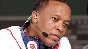 Dr. Dre darf bald bei Apple mitreden