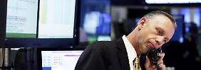 Wall Street dreht noch ins Plus: S&P-500 schafft wieder Rekord