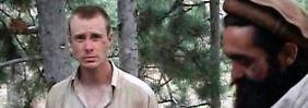 Bergdahl auf einem Taliban-Video aus dem Jahr 2010.