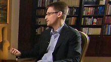 Asylantrag liegt bei Behörden: Edward Snowden will nach Brasilien