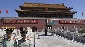Furcht vor Tiananmen-Jahrestag: China sperrt Zeitzeugen weg