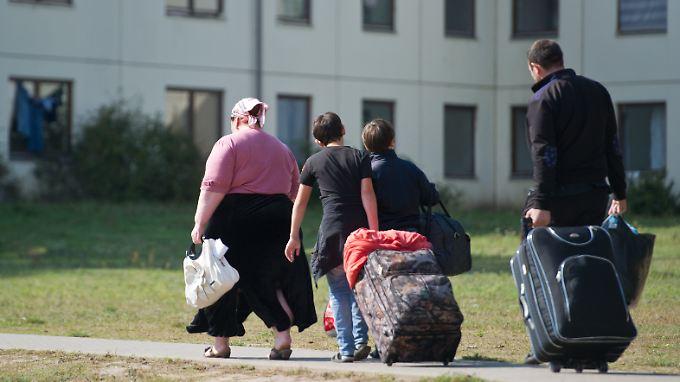 Asylsuchende stoßen bei der Mehrheit der Deutschen weiterhin auf Ablehnung.