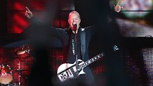 Stimmgewaltig: James Hetfield.