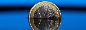 Der Leitzins im Euroraum sinkt auf das Rekordtief von 0,15 Prozent.