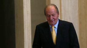Juan Carlos dankt ab: Vom Bürgerkönig zum Skandalmonarchen