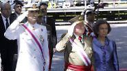 Proteste gegen die Monarchie: Spanier rütteln am Thron