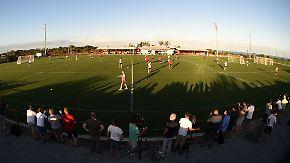 WM-Vorbereitung in Campo Bahia: DFB-Team genießt den brasilianischen Rhythmus
