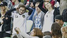 Die DFBschen Kicker-Gattinnen: Das sind die Liebsten von Khedira, Götze, Hummels & Co.