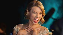 Aufgepimpte Bodyguards: Taylor Swift beschützt wie eine Königin