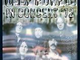 Deep Purple neu aufgelegt: Ich denk' mir dann halt: Fuck you!