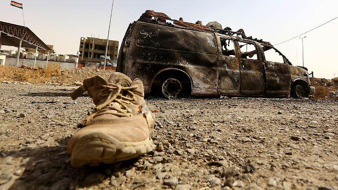 """Auch Europa wird """"den Preis zahlen"""": Isis rückt auf Bagdad vor"""