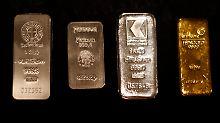 Favoritenwechsel bei Edelmetall?: Palladium zieht an Silber vorbei
