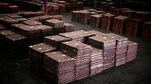 Rohstoff-Gigant schließt Mine: Kupfer-Krise trifft die Armen