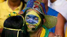 Am Ende steht es 3:1 - ein perfekter Start in die so sehnlich erwartete Weltmeisterschaft.
