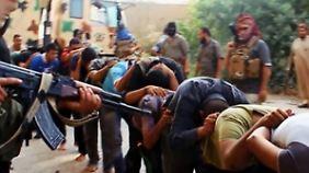 Iraks Armee startet Gegenoffensive: Isis verbreitet mit brutalen Fotos Angst