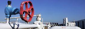 Energie-Streit mit der Ukraine: Russland droht EU mit Gas-Lieferstopp