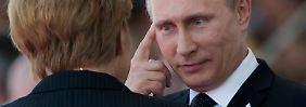 Gasstreit mit Russland: EU sollte Kiews Schulden einfach bezahlen