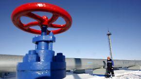 """""""Wir sehen nur Nullen"""": Russland stoppt Gaslieferung an die Ukraine"""