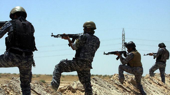 Isis rückt auf Bagdad vor: USA entsenden 275 Elitesoldaten in den Irak