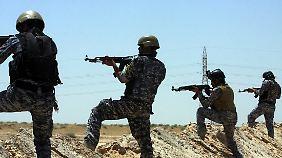 Isis rückt auf Bagdad vor: USA entsenden Soldaten in den Irak