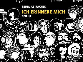 """""""Ich erinnere ich mich"""", Avant-Verlag, 96 Seiten im Softcover, 14,95 Euro."""