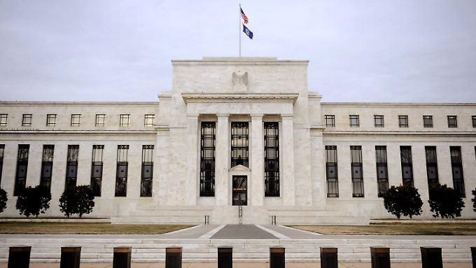 Wirtschaft erholt sich: Drosselt die Fed den Anleihenkauf?