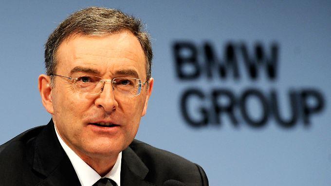 BMW-Chef Norbert Reithofer plant offenbar ein neues Sparprogramm.