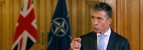 Neue Spannung im Ukraine-Konflikt: Nato alarmiert wegen Verstärkung russischer Truppen