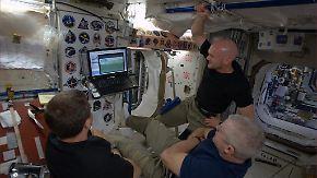 """Nachschub für die ISS: """"Ariane"""" bringt Gerst Käsespätzle"""
