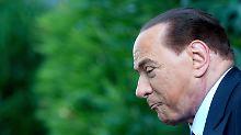 Silvio Berlusconi bliebe noch der Gang vor das Kassationsgericht.