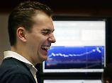 Wall Street mit kleinem Plus: Dax schüttelt Verluste ab