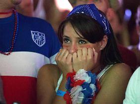 Randsportart mit Potenzial: Fußball ist in den USA hipp, jung, weiblich und irgendwie auch aufregend europäisch.