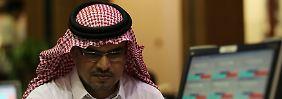 Aufregender Dienstag an der Börse von Dubai.