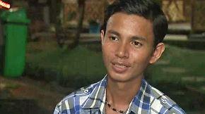 Moderne Sklaverei in Asien: Junger Burmese acht Jahre in den Händen der Fischerei-Mafia