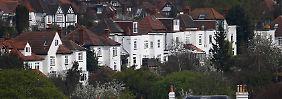 British Angst: Notenbank will Häuser-Markt abkühlen